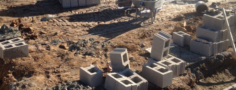 Blocks building the foundation