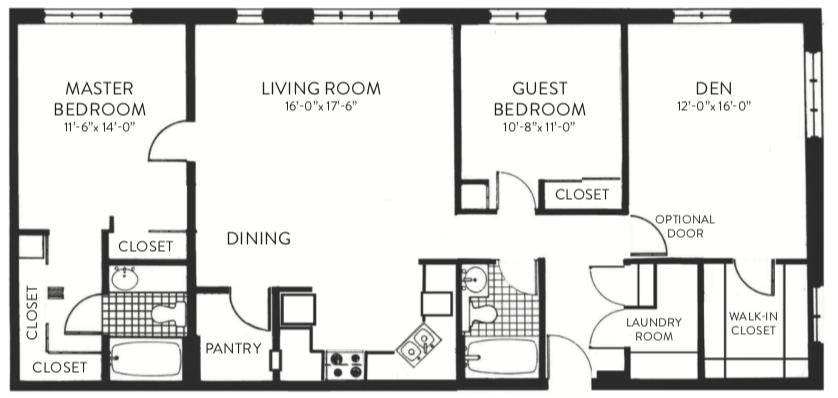 Quinn Floorplan