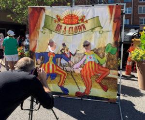 Street Fair at Friendship Village of Dublin
