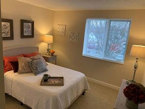 Bedroom in the Allenwood