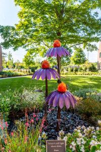 Selene garden at Friendship Village of Dublin