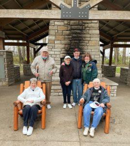Friendship Village of Dublin residents visit Rocky Fork Metro Park