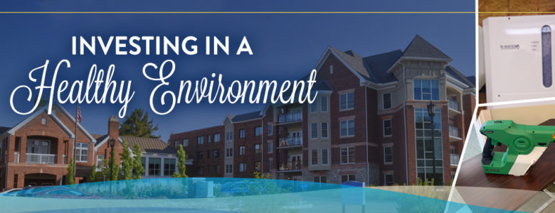 Investing in a healthy environment for Columbus seniors