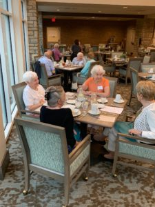 Bipolar technology created a healthier senior living environment in our Legacy Dining Room
