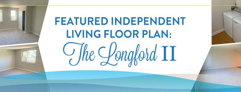 Longford II Independent Living Floor Plan